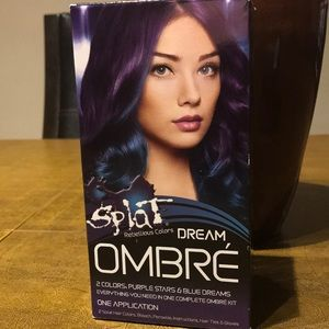 Splat Hair Coloring Dream Ombre